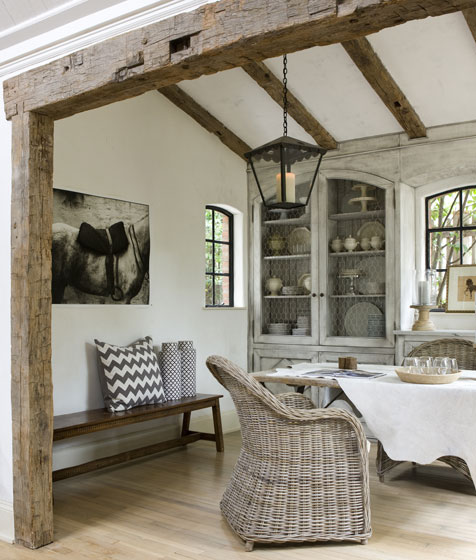 Modern Country Style: Jill Brinson's Modern Country